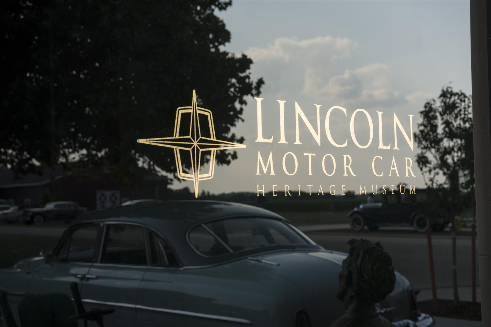 Lincoln Motor Car Heritage Museum Grand Opening Celebration