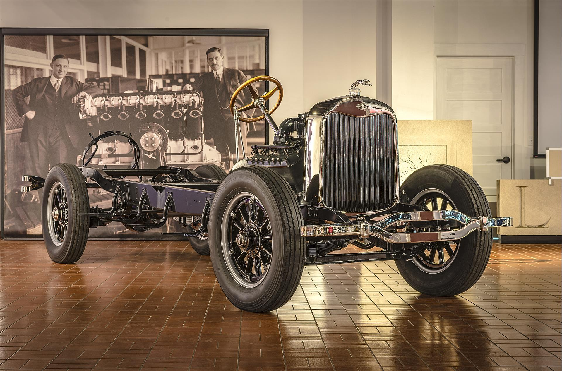 Lincoln Motor Car Heritage Museum Update
