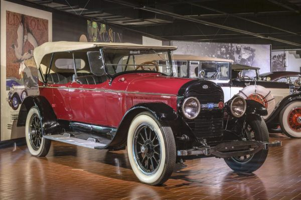 1922 Lincoln sport phaeton by American