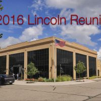 2016 Lincoln Homecoming