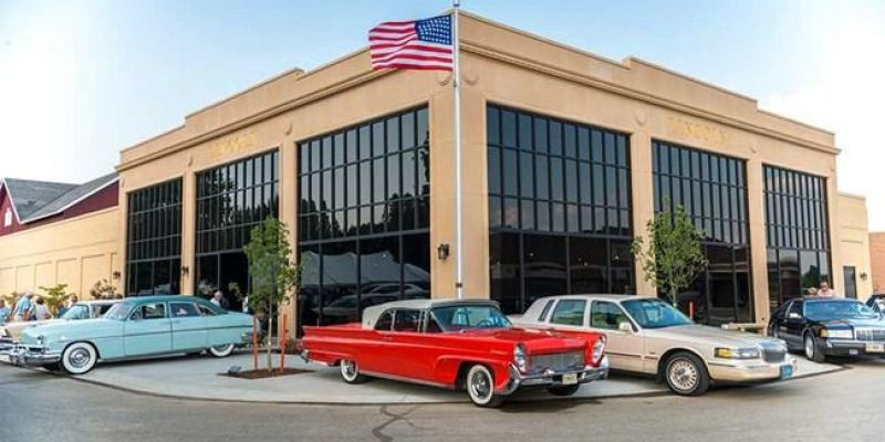Four Major Lincoln Clubs to gather on August 9 for opening of Lincoln Motor Car Heritage Museum