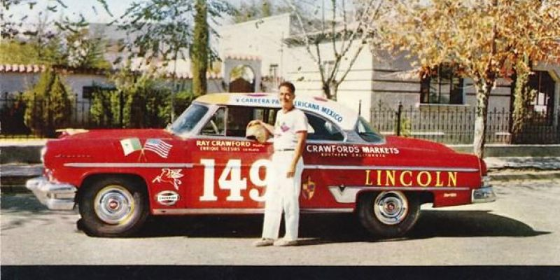 Rare Road Race Lincoln Appeared at Lincoln Motor Car Heritage Museum